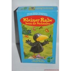 Kleiner Rabe kennt Buchstaben Hollós szótanító társasjáték