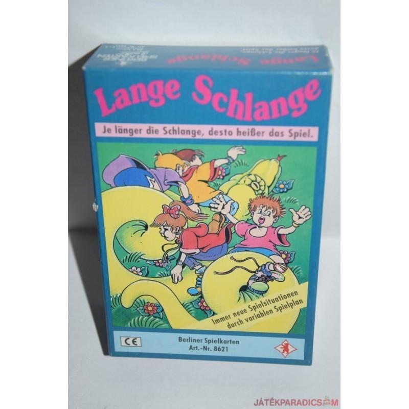 Lange Schlange – Kígyózó sor társasjáték