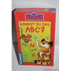 Kannst du das ABC? Ismered az ABC-t? társasjáték
