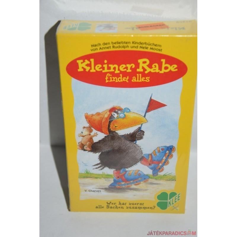 Kleiner Rabe findet alles  A kis holló mindent megtalál
