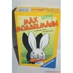 Max Mümmelmann nyuszis társasjáték