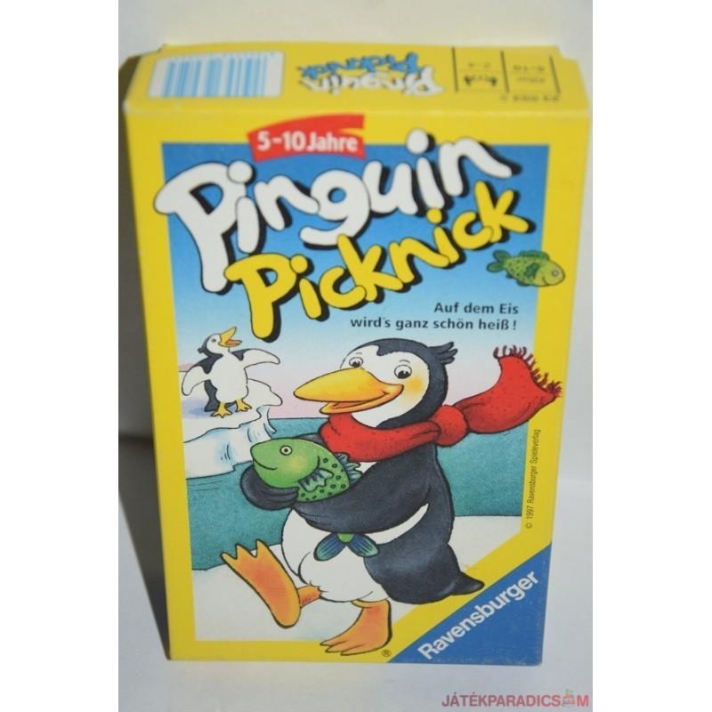 Pingvin Picknick Pingvin piknikezés társasjáték