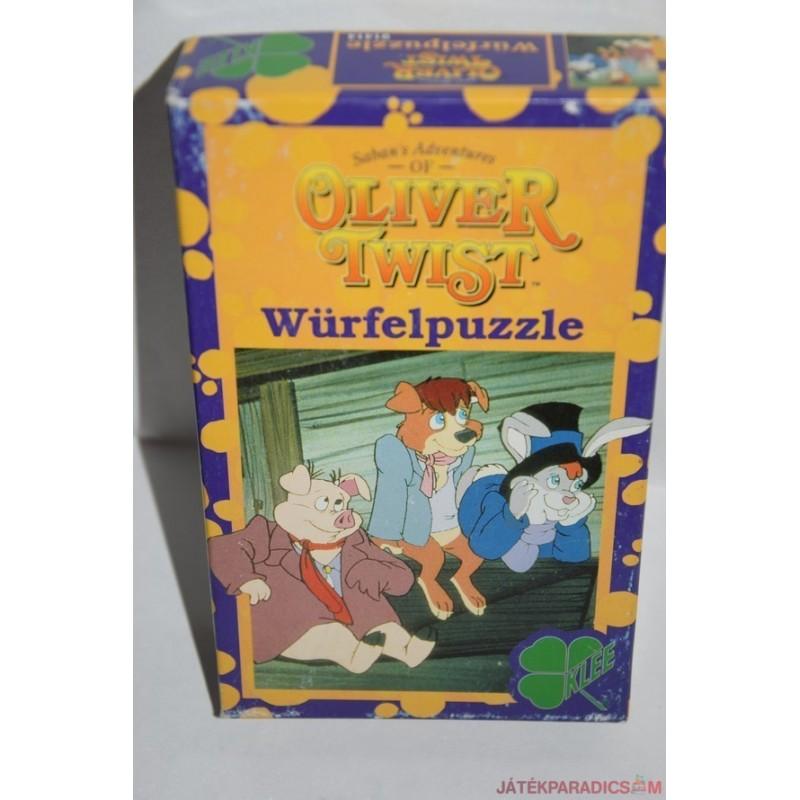 Twist Oliver számolós puzzle