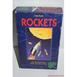 Rockets kártyajáték társasjáték