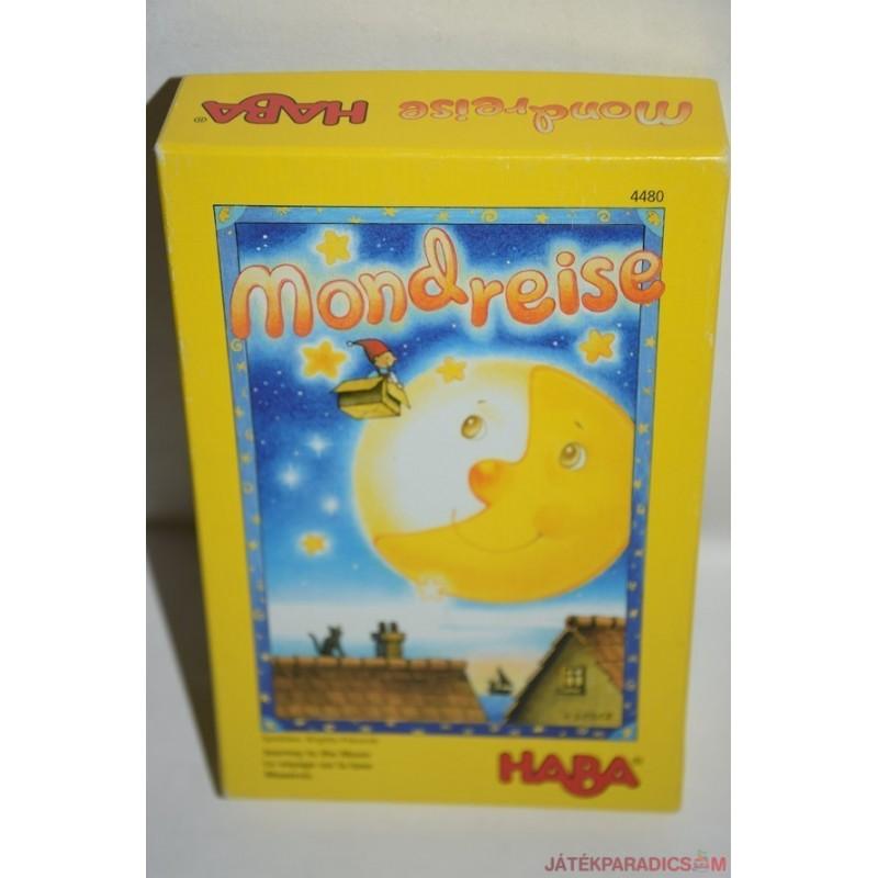 Haba - Mondreise – Holdutazás társasjáték