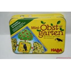 HABA 2539 Mini Obstgarten,  Mini Gyümölcsöskert társasjáték