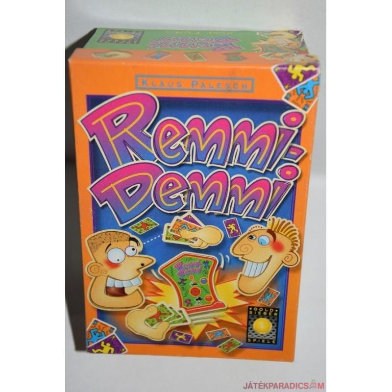 Remmi Demmi kártyajáték társasjáték