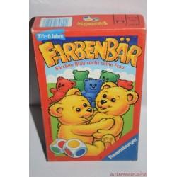 Farbenbar Színes macik társasjáték