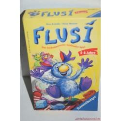 Flusi, a zoknimanó társasjáték
