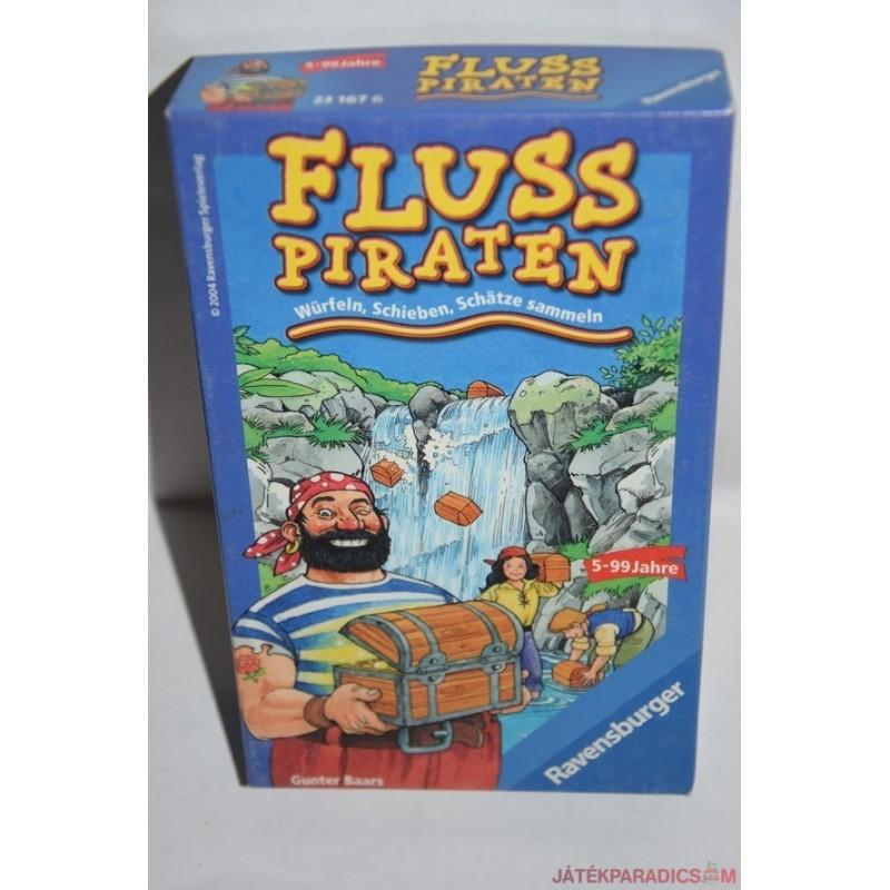Fluss Piraten  A folyó kalózai társasjáték
