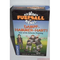 Dampfhammer-Hart! Focis társasjáték