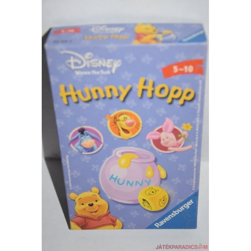Hunny Hopp - Mici hopp! társasjáték