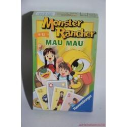 Monster Rancher Mau Mau társas kártyajáték