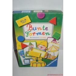 Bunte Formen, Színes formák társasjáték
