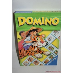 Japán gyerekek figurás Domino társasjáték
