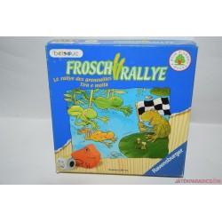 Frosch Rallye, Vidám versenyfutás társasjáték