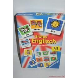 Erstes Englisch Első angolt gyakorló  társasjátékom