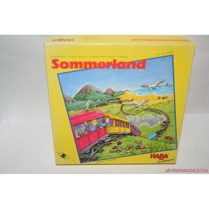 Haba 4366 Sommerland társasjáték