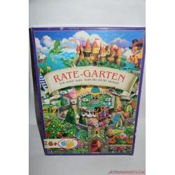 Rate Garten,Kérdések kertje társasjáték