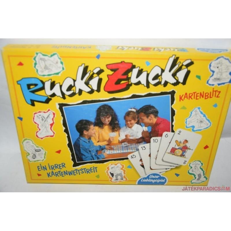 Rucki Zucki társasjáték