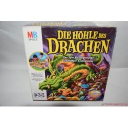 Die Höhle des Drachen  Sárkánybarlang társasjátékDie Höhle des Drachen  Sárkánybarlang társasjáték
