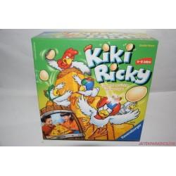 Kiki Ricky tyőkos társasjáték