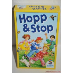 Hopp & Stop kártyajáték társasjáték