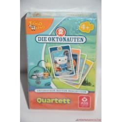 ÚJ! Die Oktonauten Quartett kártyajáték