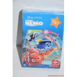 Nemo 2 az egyben kártya társasjáték