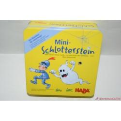 Haba 2537 fém dobozos Schloss Schlotterstein Kísértetkastély társasjáték
