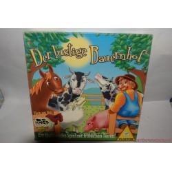 Der lustige Bauernhof Vidám tanya társasjáték