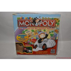 Mein erstes Monopoly  Első monopolym társasjáték