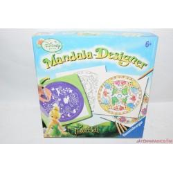 Mandala Designer rajzoló készlet Pán Péter Tinker Bell