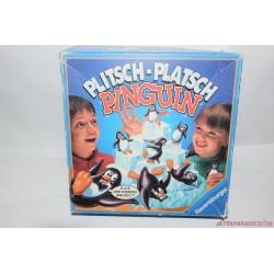 Plitsch Platsch Pinguin Pliccs Placcs pingvinek társasjáték