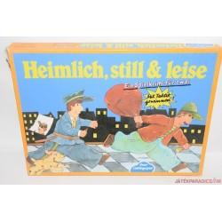 Heimlich, Still und Leise Titokban, csendesen társasjáték