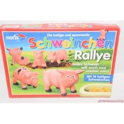 Schweinchen Rallye Disznófutam társasjáték