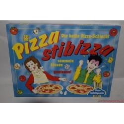 Pizza Stibizza, Mi kerül a pizzára? társasjáték