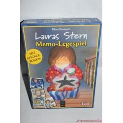 Laura memória társasjáték