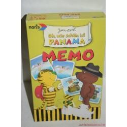 Ó, milyen gyönyörű Panama (gyermek) memoria társasjáték