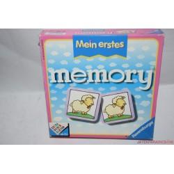 Mein erstes memory Első memoria társasjátékom