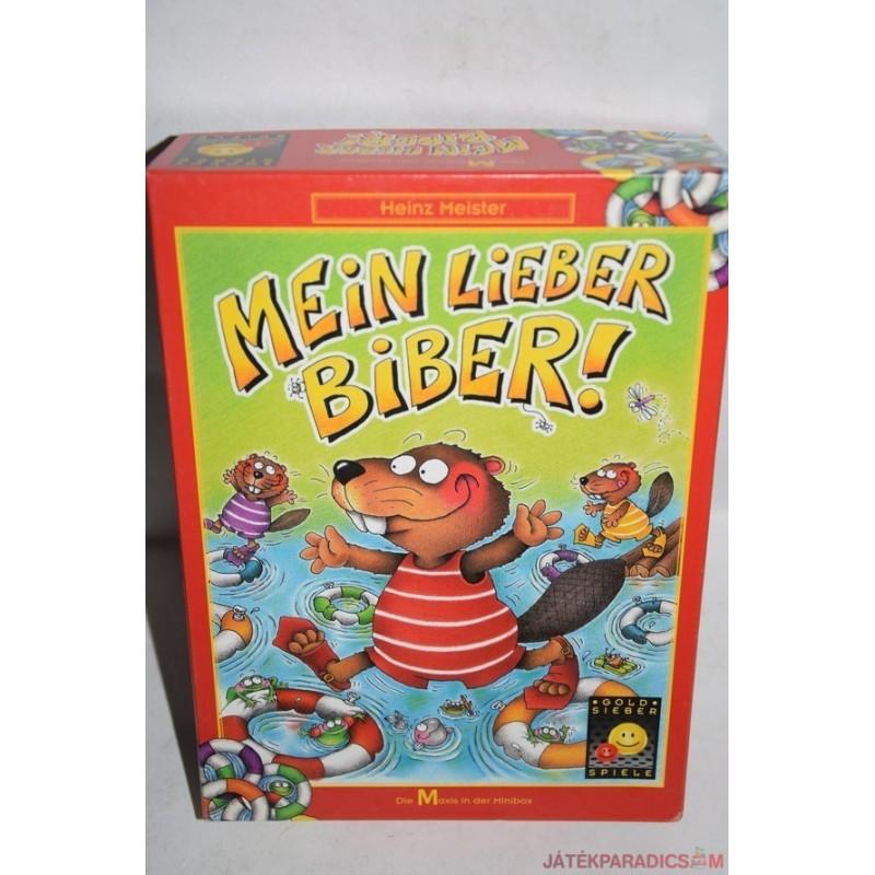 Mein lieber Biber! Kedves hód! társasjáték