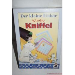 Der kleine Eisbar Kinder Kniffel Kis jegesmedve Gyerek Kniffel társasjáték