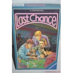 Last Chance Utolsó esély társasjáték
