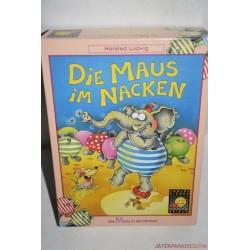 Die Maus im Nacken  Nyakunkon az egér társasjáték