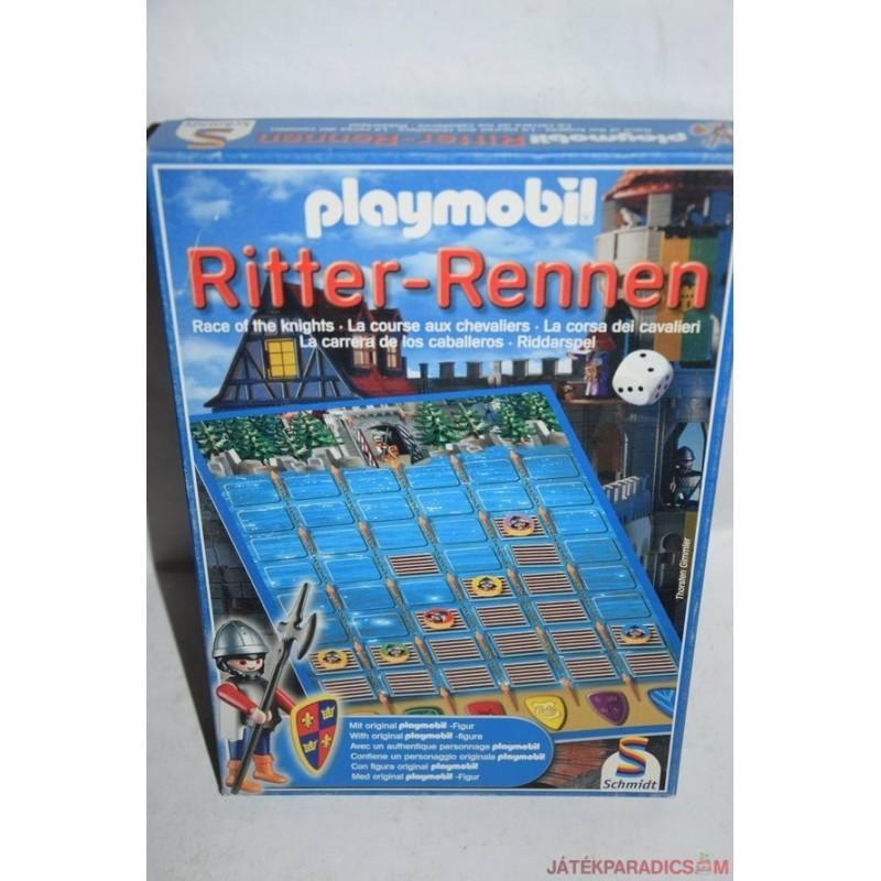 Playmobil Ritter-Rennen Számolós társasjáték