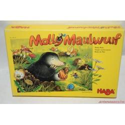 Haba 4414 Molly Maulwurf társasjáték