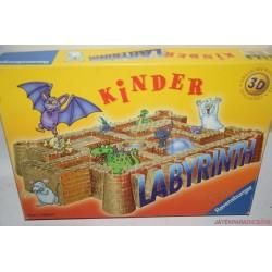 Kinder labirintus Gyerek 3D labirintus társasjáték