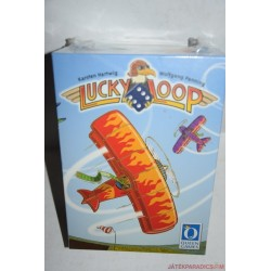 Lucky Loop repülős társasjáték, ÚJ!