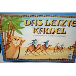 Das letzte Kamel Az utolsó teve társasjáték