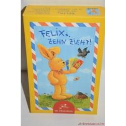 Felix Zehn zieht! társas kártyajáték